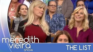 Credit Cards For Kids? - #TheList | The Meredith Vieira Show