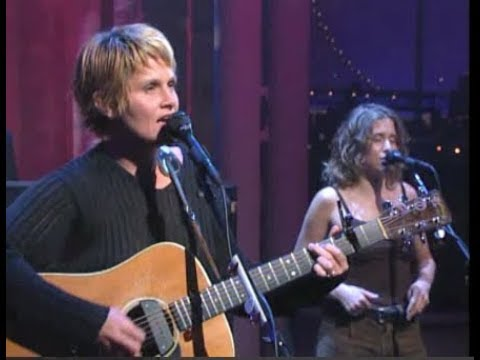 Shawn Colvin, Sunny Came Home on Late Show, July 15, 1997 st