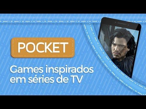 Pocket: Os melhores games inspirados em séries de TV - TecMundo