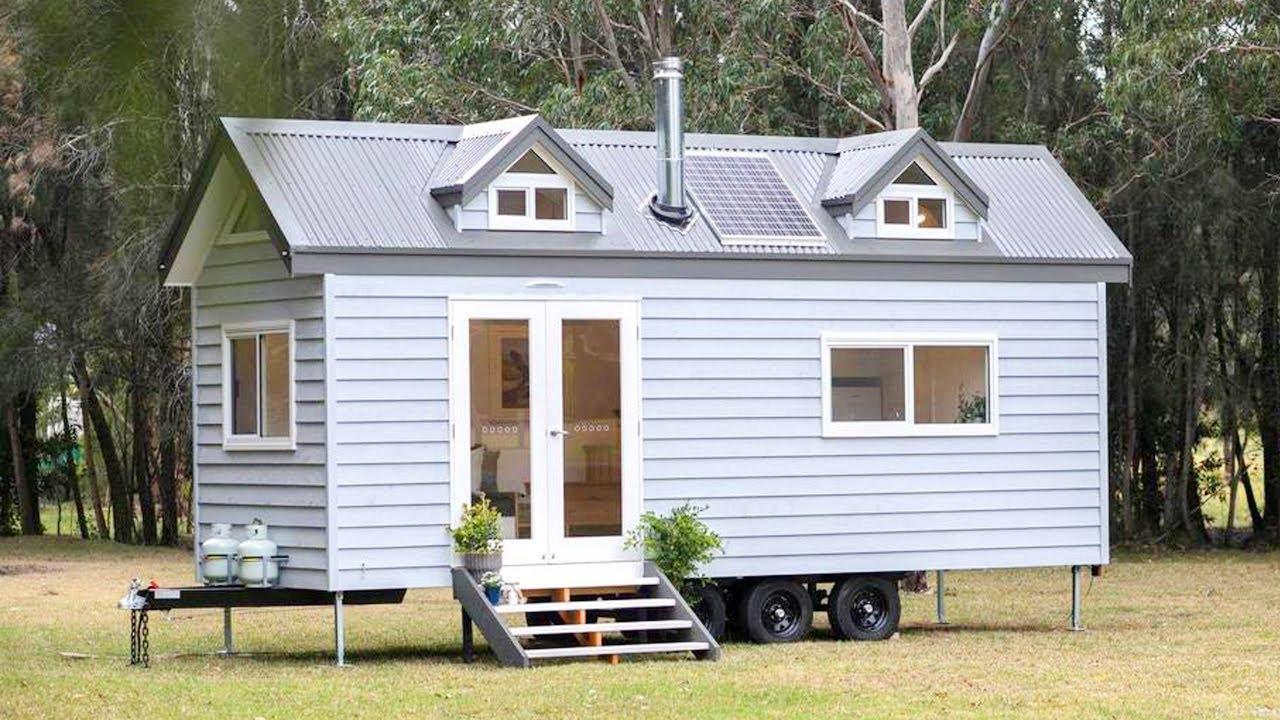 Lifestyle Series 7200slc Tiny House On Wheels By Designer