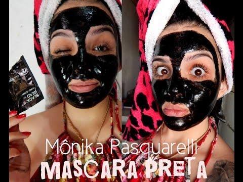 82be33ac74c1d8 Mascara preta removedora de cravos BLACK HEAD