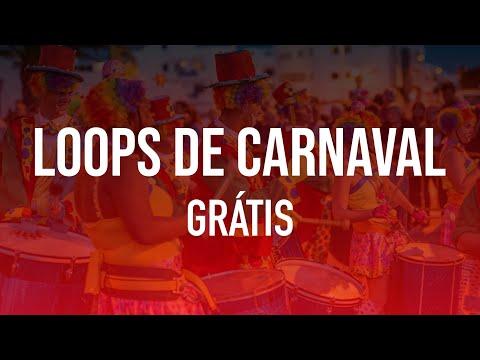 TUTORIAL de Loops de Carnaval. Marchinhas, Samba e Axé. Link Para Download Abaixo.
