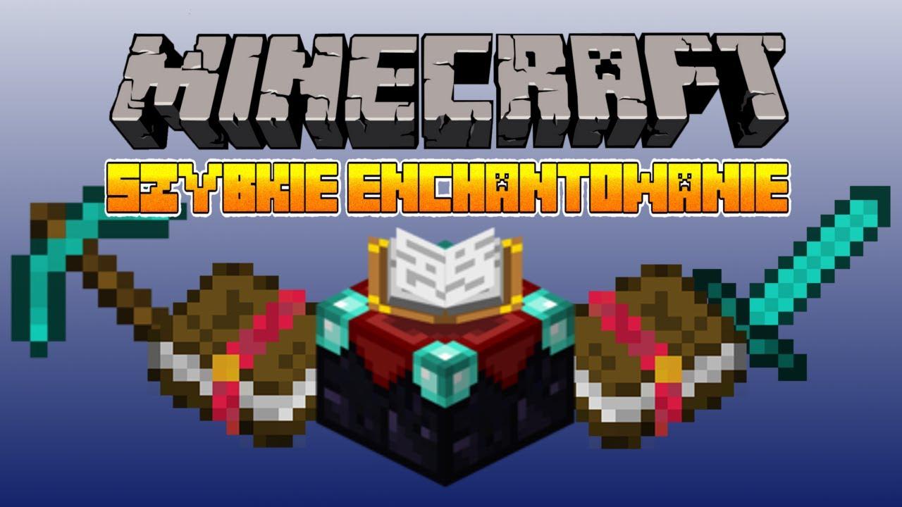 Download Minecraft : Poradnik [#2] - Jak łatwo i szybko zdobyć enchanty ! [Łączenie książek]