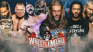 Wrestlemania 37 Highlights|| Wrestlemania 37 Confirmed Results|| Wrestlemania 37 Results|| Wwe||