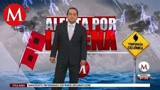 El clima para hoy 20 de septiembre, con Abimael Salas