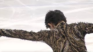 羽生結弦 / Yuzuru Hanyu - 2018 Autumn Classic International  Men - Free Skate - September 22, 2018 羽生結弦 検索動画 30