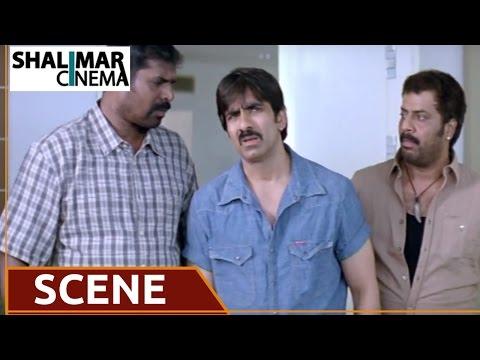 Anjaneyulu Movie || Brahmanadam Kidnap Comedy