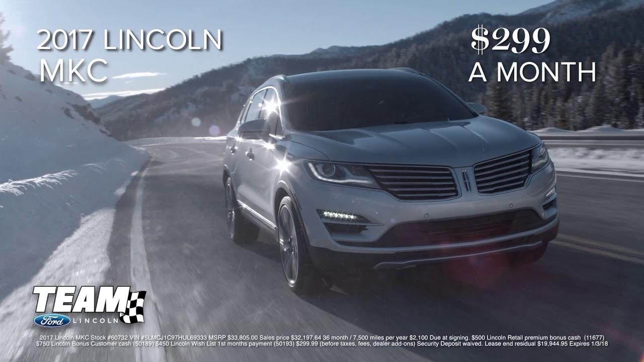 Team Ford Lincoln >> Team Lincoln Wish List B