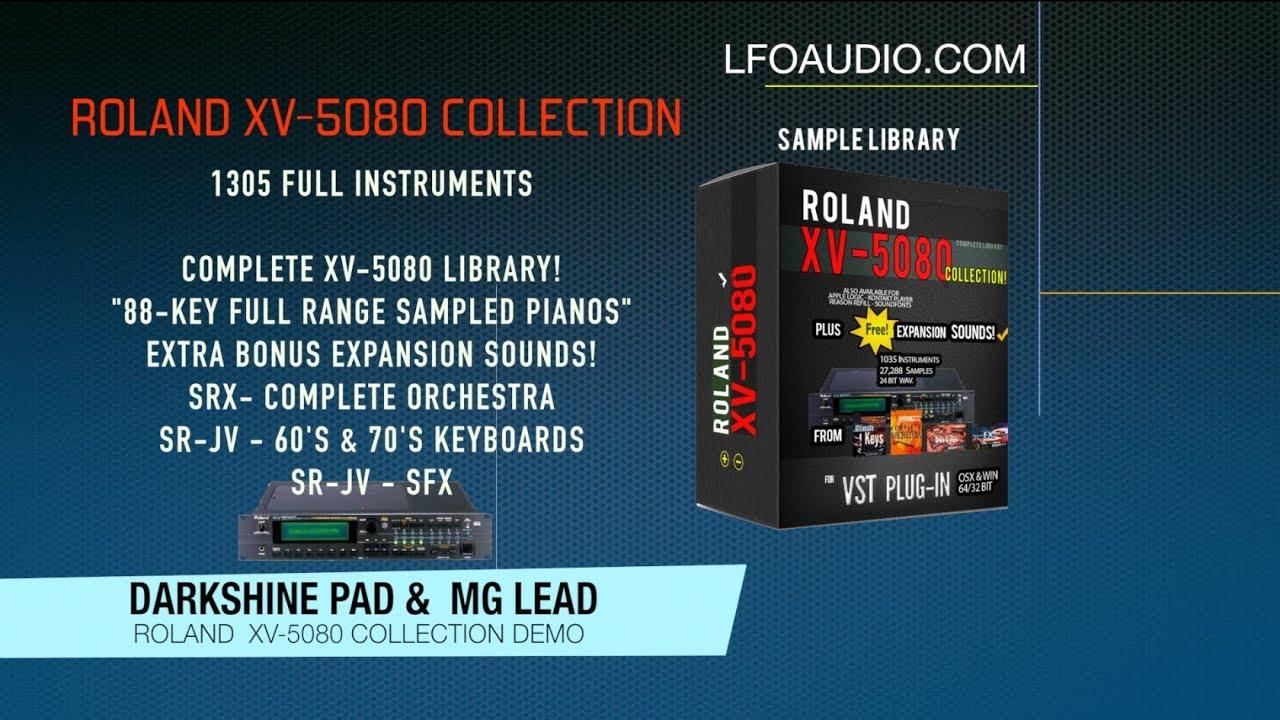 Roland xv 5080 release date