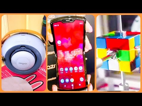 CHINESE PEOPLE DEVELOP TALENTS AND CREATIVITY TO A WHOLE NEW LEVEL -   SMART GADGETS - COMPACT 23