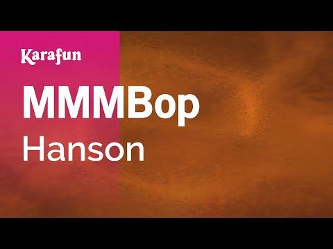 Karaoke MMMBop - Hanson *