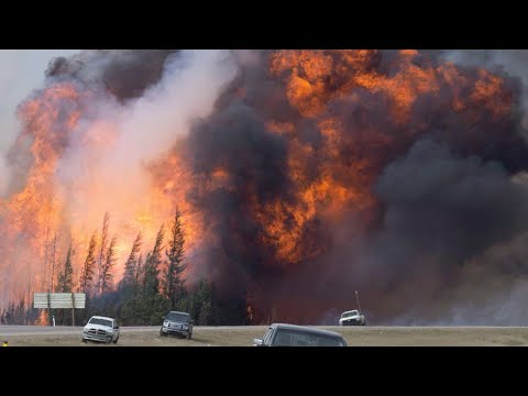 'A very surreal experience': Fort McMurray marks 5 years since historic wildfires