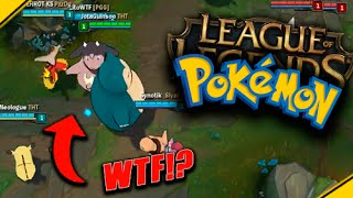 POKÉMON en LEAGUE OF LEGENDS