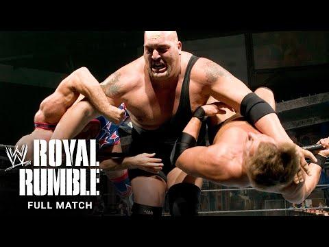FULL MATCH - JBL vs. Kurt Angle vs. Big Show – WWE Title Triple Threat Match: Royal Rumble 2005