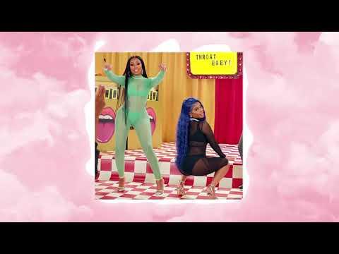 city girls – throat baby remix (city girls verses)