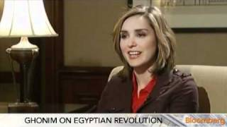 Wael Ghonim on Egypt