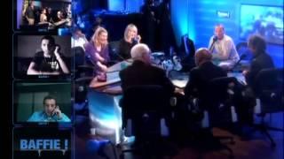 Clash entre Laurent Baffie et Patrick Bosso