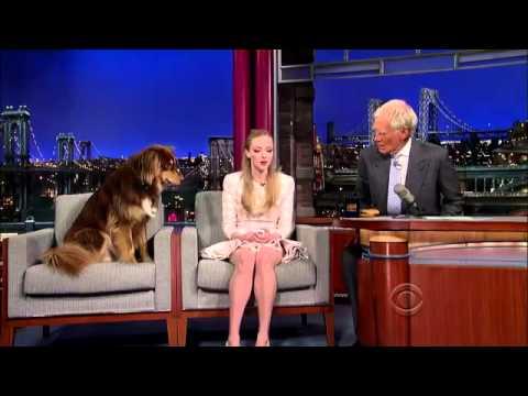 Amanda Seyfried - Interview Letterman 2013 07 30 720p