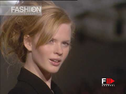 CHANEL Fall 2003 2004 Paris - Fashion Channel