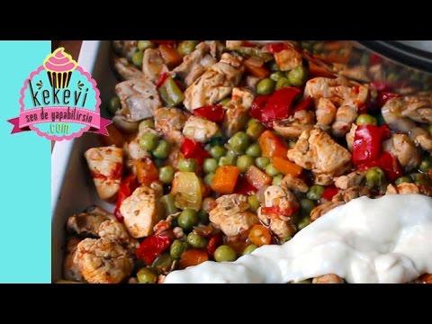 Buğu Kebabı (Beşamel Soslu Tavuk) / Ayşenur Altan Yemek Tarifleri