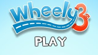 Wheely 3 Level 1-12 Walkthrough