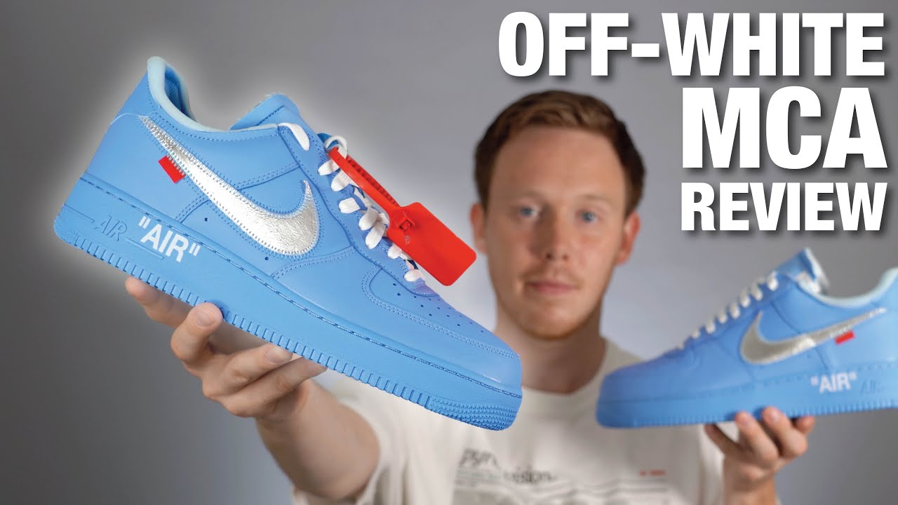 OFF WHITE Nike Air Force 1 MCA Review