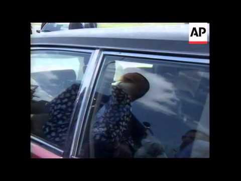 GABON: PRESIDENT MOBUTU VISIT FOR TALKS WITH REGIONAL LEADERS