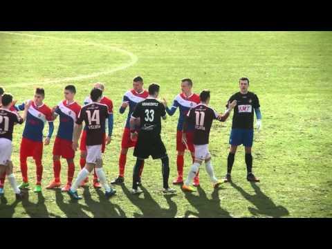 III liga: Gryf Słupsk - Kaszubia Kościerzyna 0:2 (0:1)