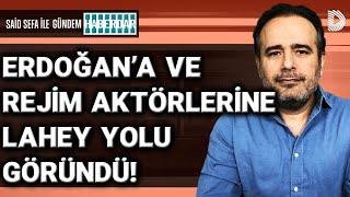 Erdoğan rejimine ve aktörlerine Lahey yolu göründü