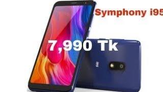 Symphony i95 bangla full Review