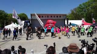 チーム魂・2017第3回東京舞祭「春」・2日目1st thumbnail