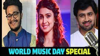 WORLD MUSIC DAY Special   Kay Zale Kalena  31 divas   Chillx Marathi