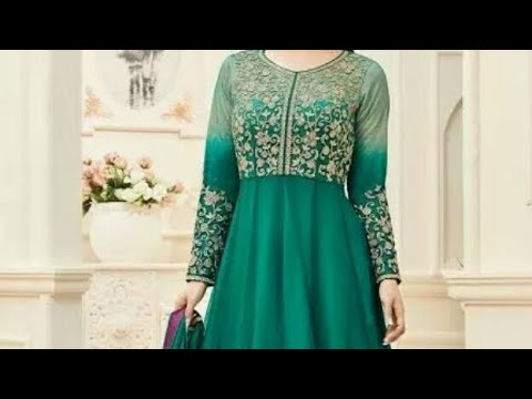 Beautiful Anarkali Salwar Suit Designs For Girls / Wedding Guest Outfit Ideas For Girls/Suits Design