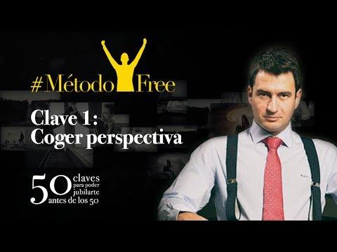 """#MétodoFree. Clave 1. """"50 Claves para poder jubilarte antes de los 50"""""""
