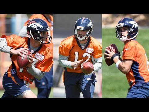 Mark Sanchez, Paxton Lynch or Trevor Siemian For Broncos QB?