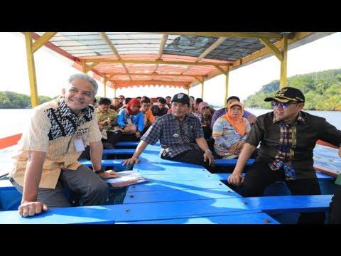 ganjar-kunjungi-wisata-pulau-momongan-cilacap