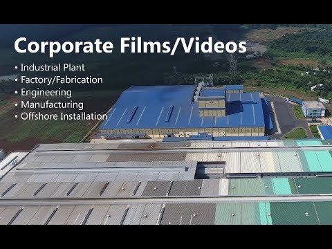 Location Vietnam - Industry, Factories, Manufacturing, Plants - Film/Video Production Vietnam