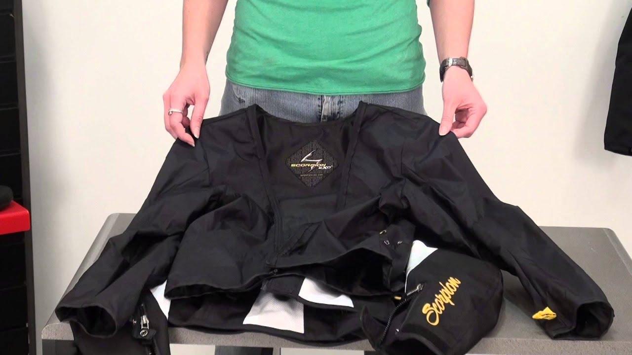 Scorpion Exowear Women' Nip Tuck Ii Jacket