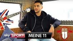 Nadiem Amiri | Meine 11 – die Playlist der Fußballstars!