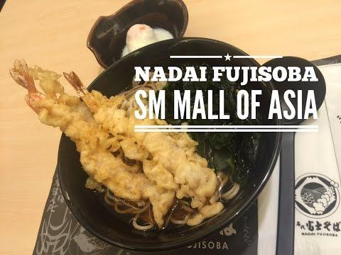 Nadai Fujisoba SM Mall of Asia Sparkling Sake :-) by HourPhilippines.com