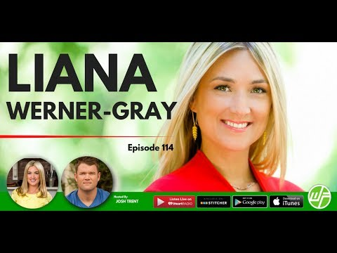 HEALING FOOD ADDICTION WITH THE EARTH DIET | LIANA WERNER-GRAY