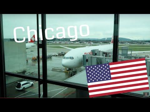 Ich fliege alleine nach Chicago | Samuel