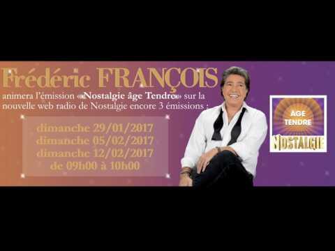Frédéric François - Nostalgie âge Tendre