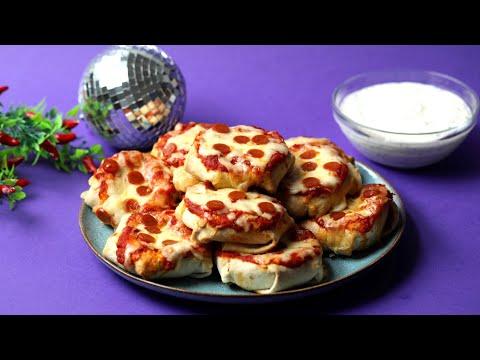 How To Make Delicious Mini Pizzadillas