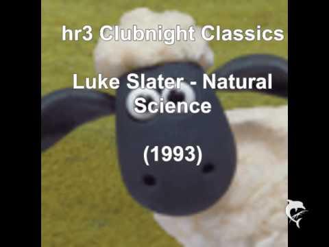 Luke Slater - Natural Science (1993)
