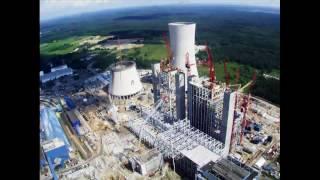 Budowa bloków energetycznych 5 i 6 - listopad 2014 - luty 2017