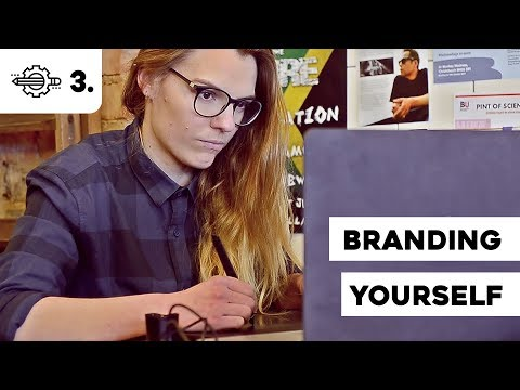 Getting Into the Creative Industry #3 - Branding Yourself