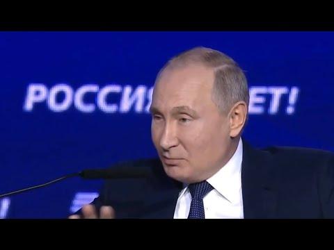 Путин: мы у них цап-царап новые технологии!