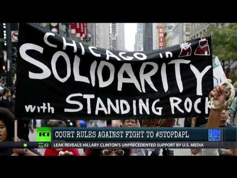 Standing Rock Is Making the Billionaires Mad!
