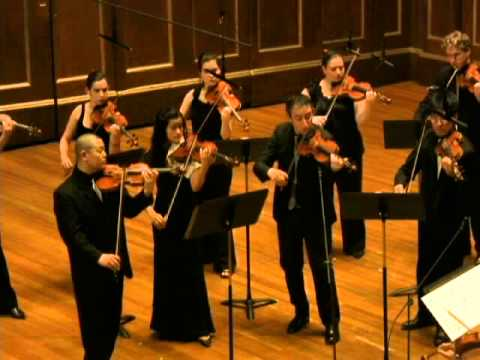 A Far Cry - Richard Cornell: New Fantasias (World Premiere, 2010)